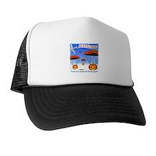 Jumpin' Jack's Sky Diving School Trucker Hat