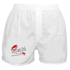 Crusty Crab Boxer Shorts