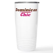 Dominican Chic Travel Mug