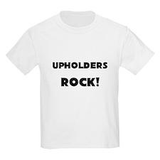 Upholders ROCK T-Shirt