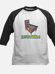 Let's Bounce Pinball Machine Tee