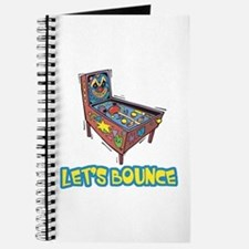 Let's Bounce Pinball Machine Journal