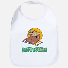 Let's Bounce Mexican Jumping Beans Bib