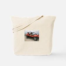 Funny Dune buggies Tote Bag