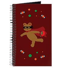 Masked Bear Journal
