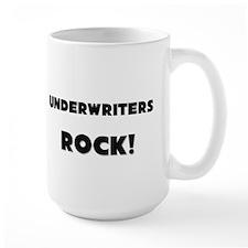 Underwriters ROCK Large Mug
