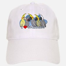 Cockatiel Colors Hat