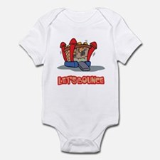 Let's Bounce Jump Castle Onesie