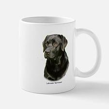 Labrador Retriever 9A054D-23a Small Mugs