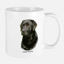 Labrador Retriever 9A054D-23a Small Small Mug