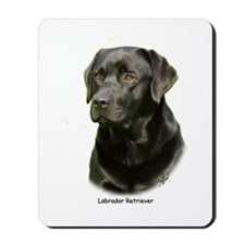 Labrador Retriever 9A054D-23a Mousepad