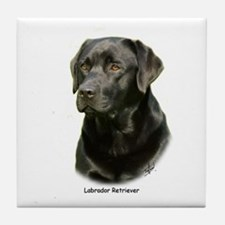 Labrador Retriever 9A054D-23a Tile Coaster