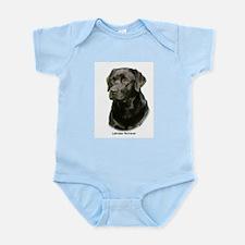 Labrador Retriever 9A054D-23a Infant Bodysuit