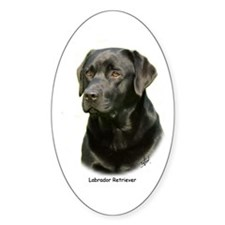 Labrador Retriever 9A054D-23a Decal