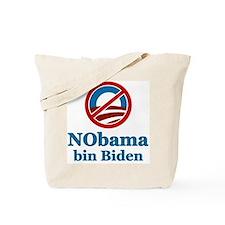 No BO bin Biden Tote Bag
