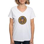 LAFD Women's V-Neck T-Shirt