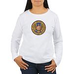 LAFD Women's Long Sleeve T-Shirt