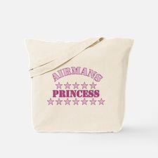 Airmans Princess Tote Bag