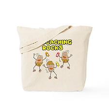 Geocaching Rocks Tote Bag