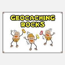Geocaching Rocks Banner