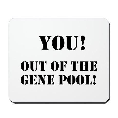Gene Pool Mousepad