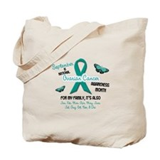 Ovarian Cancer Awareness Month 2.2 Tote Bag