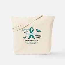 Ovarian Cancer Awareness Month 2.2 Tote Bag