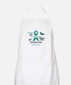 Ovarian Cancer Awareness Month 2.2 BBQ Apron