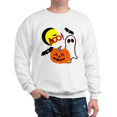 Halloween Boo Friends Sweatshirt