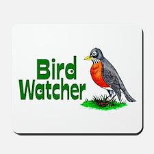 Bird Watcher Mousepad