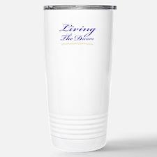Living the Dream Stars Travel Mug