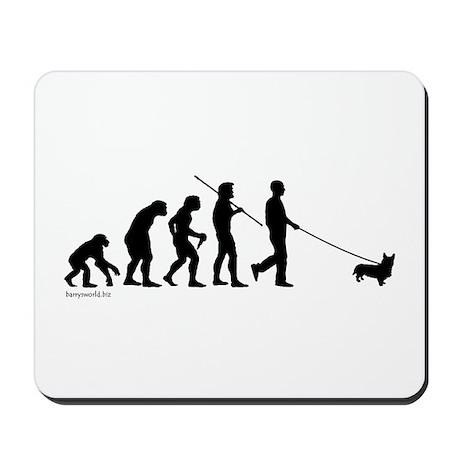 Corgi Evolution Mousepad