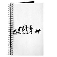 Ger. Shep. Evolution Journal