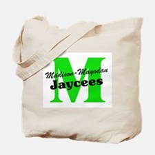 The Big M Tote Bag