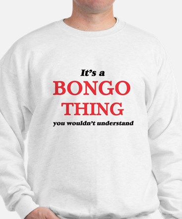 It's a Bongo thing, you wouldn' Jumper