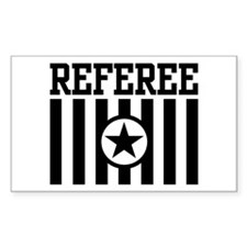 Referee Rectangle Decal