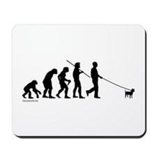 Chihuahua Evolution Mousepad