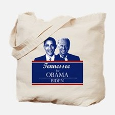 Tennessee for Obama Tote Bag