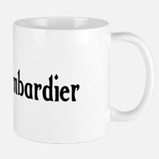 Alien Bombardier Mug