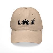 Sea Monster Baseball Baseball Cap