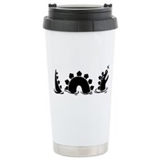 Sea Monster Travel Coffee Mug