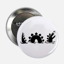 "Sea Monster 2.25"" Button"