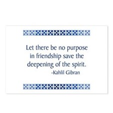 Gibran Postcards (Package of 8)