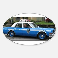 Dodge Diplomat Oval Decal