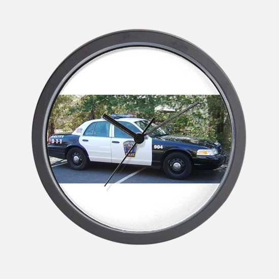 Ford Crown Victoria Wall Clock