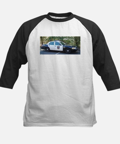 Ford Crown Victoria Kids Baseball Jersey