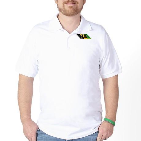 JA, Jamaica Golf Shirt
