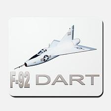 XF-92 / F-92 Dart Mousepad