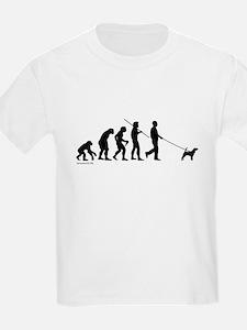 Beagle Evolution T-Shirt