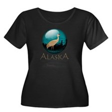 Alaska Sandhill Crane T